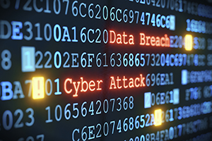 Cyber attacks are on the increase.